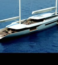 Moored Rendering of the Conceptualized Mantis 80